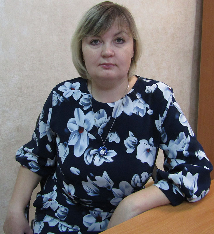 Пестенко Наталья Александровна