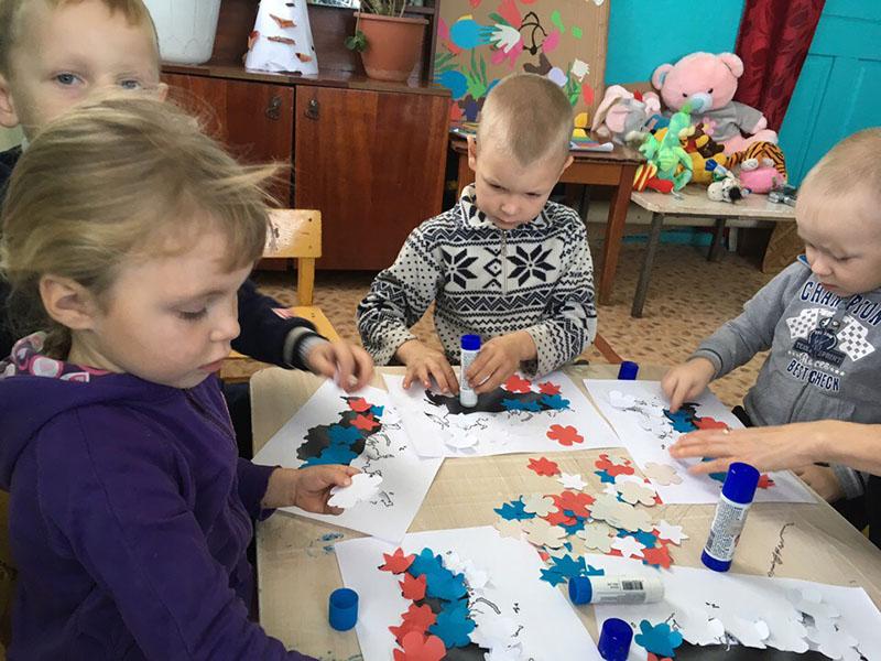 «Мы — дети России»