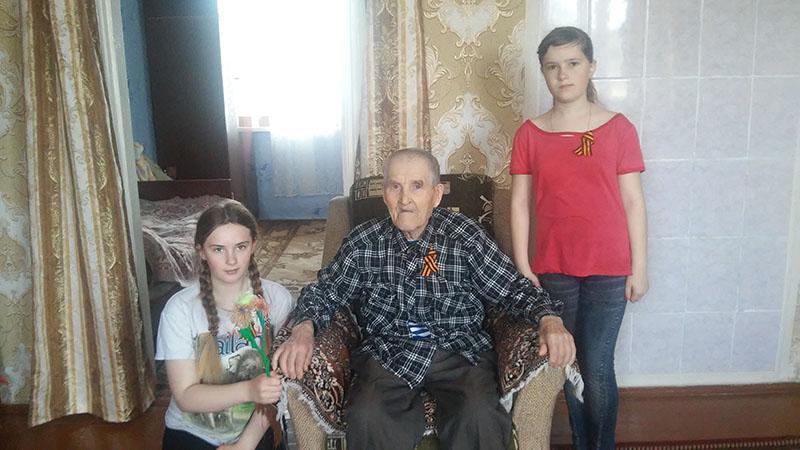 «Георгиевская ленточка» — символ памяти