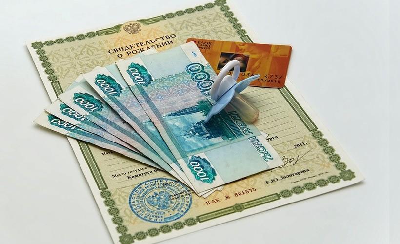 Ежемесячная денежная выплата при рождении (усыновлении) третьего ребенка и (или) последующих детей